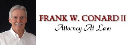 Frank Conard Attorney At Law